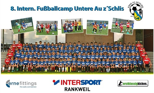 Schlins Fussball-Camp 2016