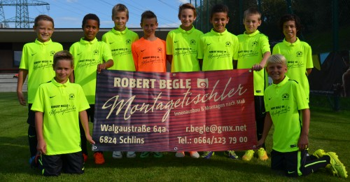 U12 neues Dress 2015